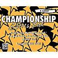 Alfred Championship Sports Pak B-Flat Clarinet thumbnail