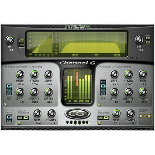 McDSP Channel G HD v6 Software Download-thumbnail