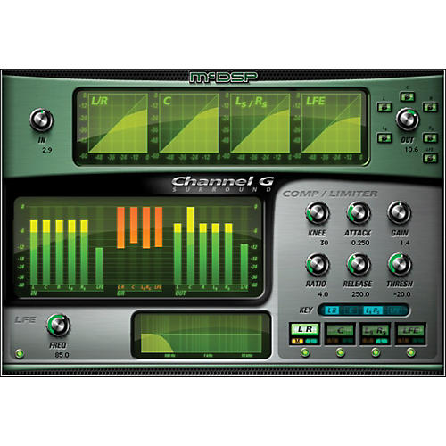 McDSP Channel G Surround V6 Software Download