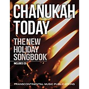 Transcontinental Music Chanukah Today - New Holiday Songbook Book/CD