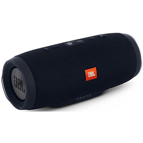 JBL Charge 3 Portable Bluetooth Speaker Black