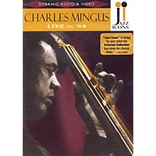 Jazz Icons Charles Mingus - Live in '64 Live/DVD Series DVD Performed by Charles Mingus