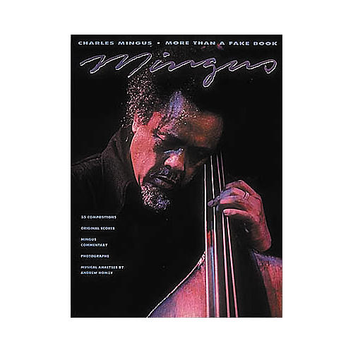Hal Leonard Charles Mingus - More Than a Fake Book Transcribed Score Book-thumbnail