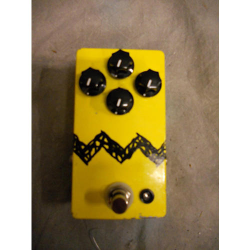 JHS Pedals Charlie Brown Hand Painted Effect Pedal-thumbnail