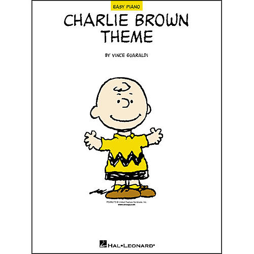 Hal Leonard Charlie Brown Theme-thumbnail