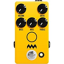 JHS Pedals Charlie Brown V4 Overdrive Effects Pedal