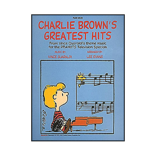 Hal Leonard Charlie Brown's Greatest Hits Piano Solos-thumbnail