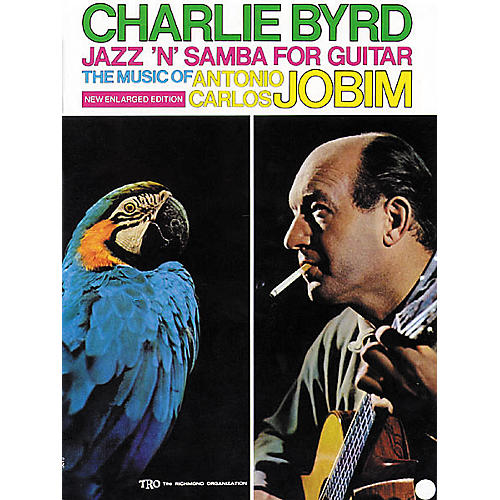 Richmond Organization Charlie Byrd Jazz 'n' Samba for Guitar Songbook