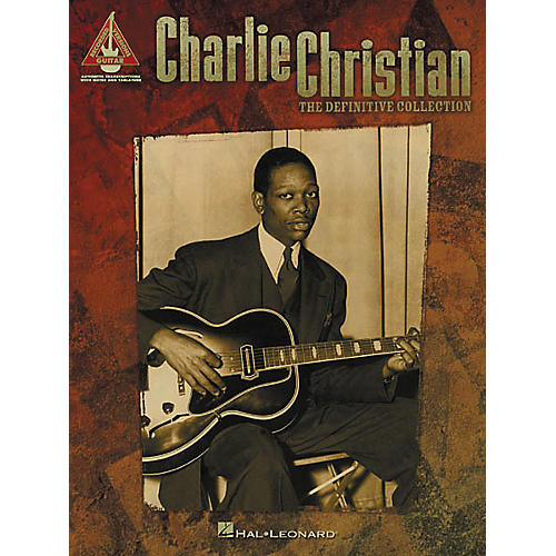 Hal Leonard Charlie Christian - The Definitive Collection (Book)-thumbnail