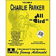 """Jamey Aebersold Charlie Parker-All""""Bird"""" Book and CD"""