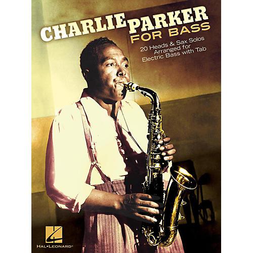 Hal Leonard Charlie Parker For Bass-thumbnail