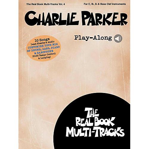 Hal Leonard Charlie Parker Play-Along - Real Book Multi-Tracks Vol. 4-thumbnail