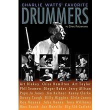 Centerstream Publishing Charlie Watts' Favorite Drummers Book Series Softcover Written by Chet Falzerano
