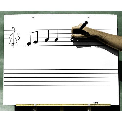 LMI Chart-Size Staff Paper Pad