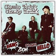 Cheap Trick - Bang Zoom Crazy Hello CD