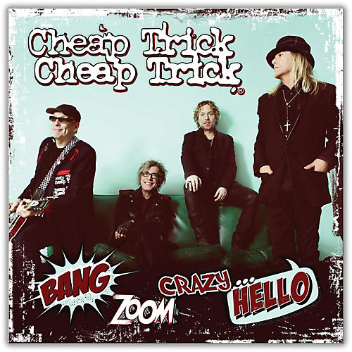 Universal Music Group Cheap Trick - Bang Zoom Crazy Hello CD