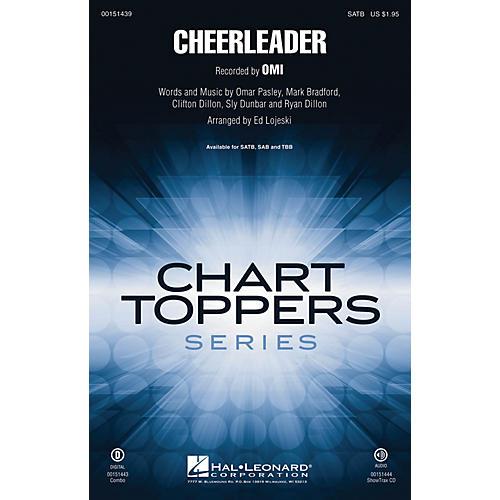 Hal Leonard Cheerleader ShowTrax CD by Omi Arranged by Ed Lojeski