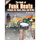 Cherry Lane The Book Of Funk Beats: Grooves For Snare, Bass, And Hi-Hat (Book/CD) (2500953)