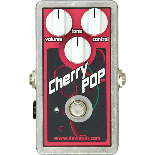Devi Ever Cherry Pop Fuzz Guitar Effects Pedal-thumbnail