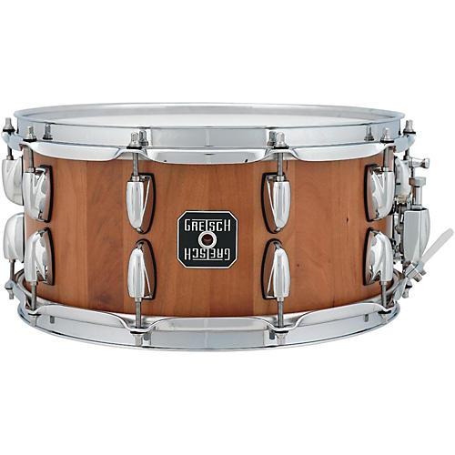 Gretsch Drums Cherry Stave 20-Lug Snare Drum 14 x 6.5 in.