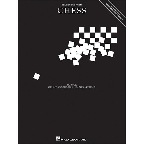 Hal Leonard Chess Vocal Selections From arranged for piano, vocal, and guitar (P/V/G)-thumbnail