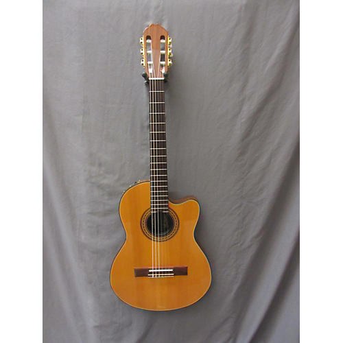 Gibson Chet Atkins CE Natural Nylon String Acoustic Guitar