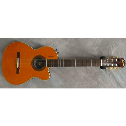 Epiphone Chet Atkins Classical Electric Acoustic Electric Guitar-thumbnail