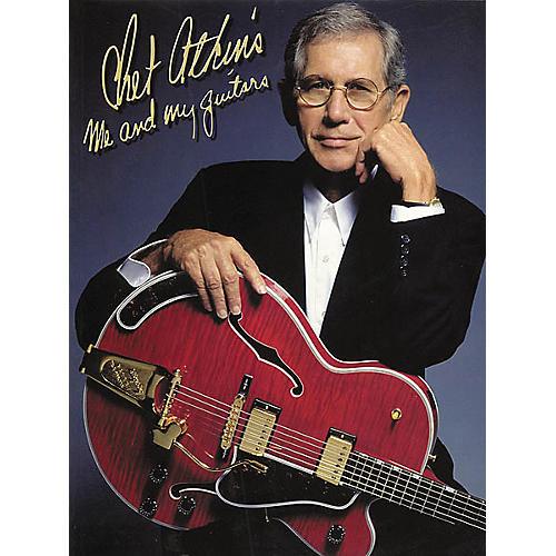 Hal Leonard Chet Atkins: Me and My Guitars Book-thumbnail