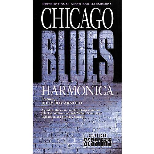 Hal Leonard Chicago Blues Harmonica Video-thumbnail