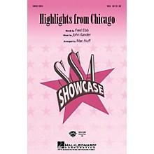 Hal Leonard Chicago (Choral Highlights) SSA arranged by Mac Huff