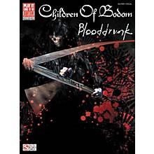 Cherry Lane Children Of Bodom: Blooddrunk Tab Book