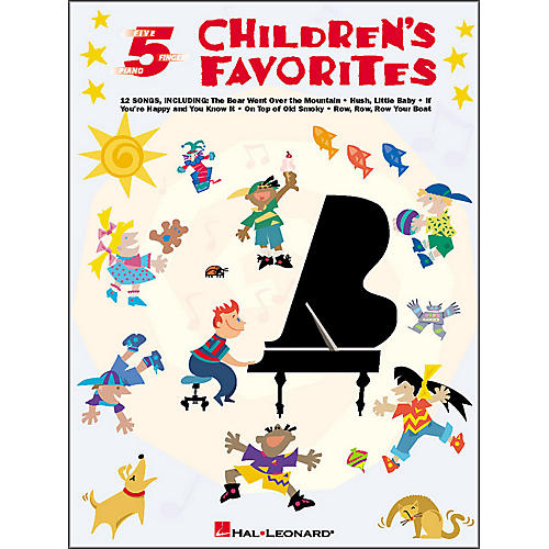 Hal Leonard Children's Favorites for Five Finger Piano