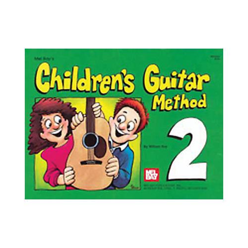Mel Bay Children's Guitar Method Volume II