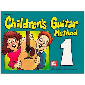 Mel Bay Children's Guitar Method with Online Video/Audio by Mel Bay