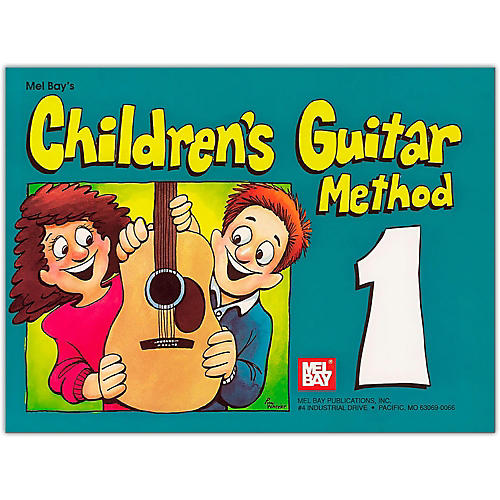 Mel Bay Children's Guitar Method with Online Video/Audio-thumbnail