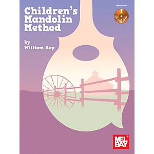 Mel Bay Childrens Mandolin Method