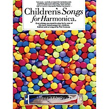 Music Sales Children's Songs for Harmonica Music Sales America Series