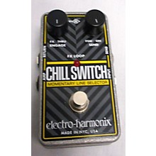 Electro-Harmonix Chill Switch Momentary Line Selector Pedal