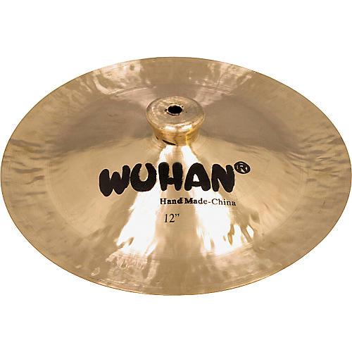 Wuhan China Cymbal  12 in.