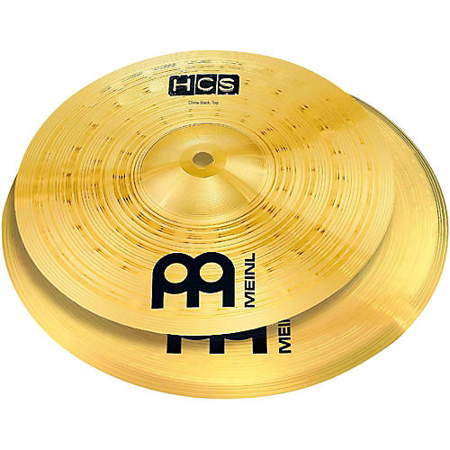 Meinl China Stack Pair with FREE Ching Ring
