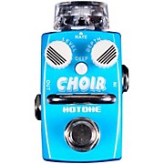 Hotone Effects Choir Chorus Skyline Series Guitar Effects Pedal