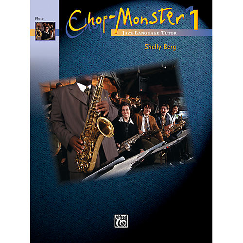 Alfred Chop-Monster Book 1 Flute Book