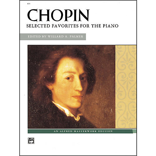 Alfred Chopin Selected Favorites for the Piano-thumbnail