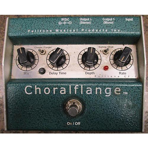 Fulltone ChoralFlange CF1 Effect Pedal