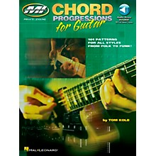 Musicians Institute Chord Progressions for Guitar (Book/CD)