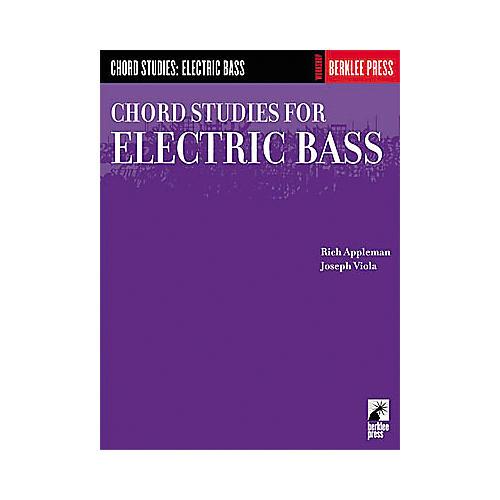 Hal Leonard Chord Studies for Electric Bass Book-thumbnail