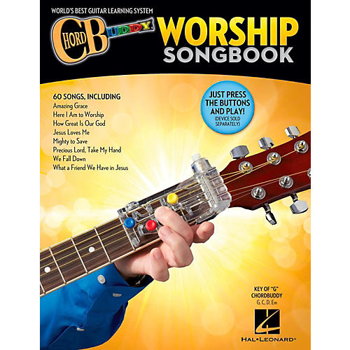 Perry's Music ChordBuddy - Worship Songbook-thumbnail