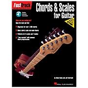 Hal Leonard Chords and Scales for Guitar Book/CD