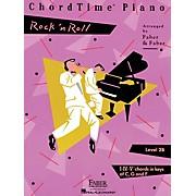 Faber Piano Adventures Chordtime Piano - Level 2B Rock 'N' Roll Faber Piano Adventures Series