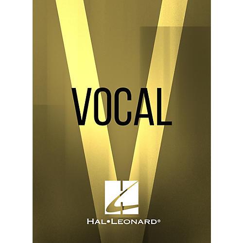 Hal Leonard Chorus Line, A Vocal Score Series Softcover  by Marvin Hamlisch